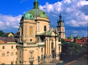 Lvov, Dominikanskij kostel 01